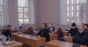 Рождественские муниципальные чтения состоялись в п. Лев Толстой