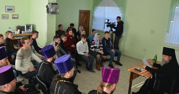 Встреча православных активистов с правящим архиереем
