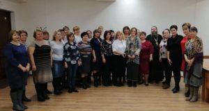 Лебедянские педагоги – участники регионального этапа XXVIII Рождественских образовательных чтений