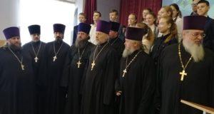 Муниципальный этап XXVIII Международных Рождественских образовательных чтений в Становлянском благочинии