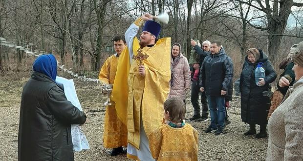 В селе Баловнево совершено богослужение в честь престольного праздника