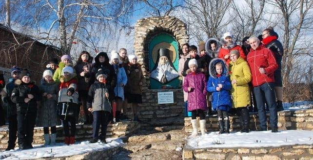 Православная гимназия приняла участие в Феофановском празднике