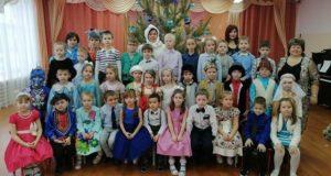 Рождественский фестиваль в образовательных учреждениях Лебедяни