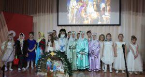 Муниципальный этап конкурса литературно-музыкальных композиций «Да святится имя Твое» в Долгоруково