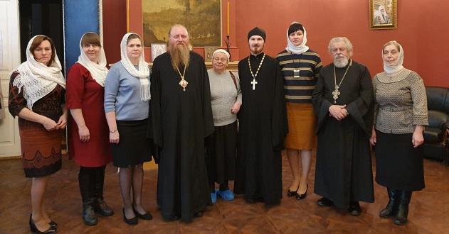Представители Елецкой епархии участвовали в заседании круглого стола, посвященного духовно-нравственному воспитанию в медицинских колледжах