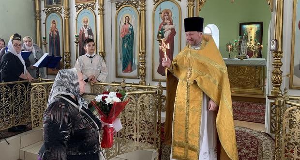 Благочинный Лев-Толстовского района отметил 30-летие служения в священном сане
