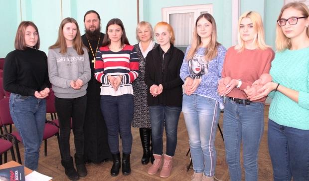 Представители ЦЗМ «Колыбель» посетили чаплыгинский агроколледж