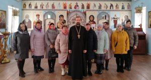 Семинар учителей в Лебедянском районе