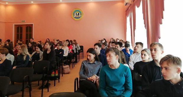 Конференция «Церковь и молодежь» в Лебедянском педагогическом колледже