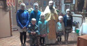 В воскресной школе долгоруковского храма начались занятия