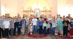 Начало занятий чаплыгинского молодежного клуба «Александр Пересвет»