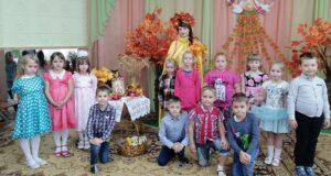 Праздник Рождества Пресвятой Богородицы в детских садах Лебедяни