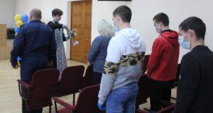 В п. Лев Толстой состоялось мероприятие – День призывника