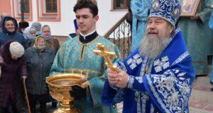 Престольный праздник во Введенском храме села Становое