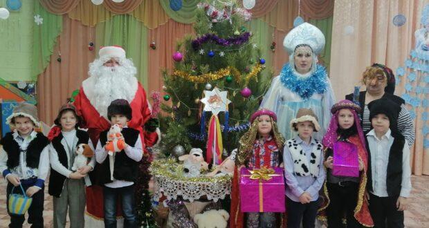 «Вифлеемская звезда» в лебедянских детских садах