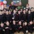 Посвящение в казаки-кадеты в школе №8 г. Ельца