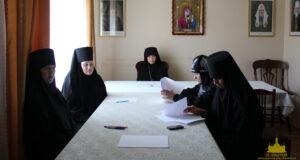 Монашеское направление XXIX Международных образовательных чтений