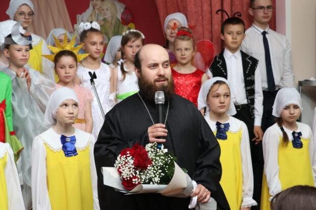 В Долгоруково прошли праздничные концерты, посвященные Воскресению Христову