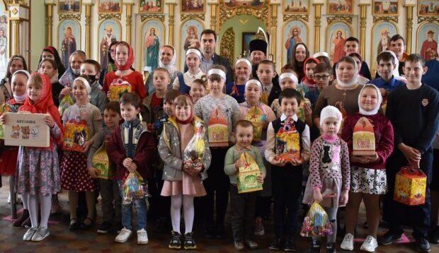 В п. Лев Толстой состоялся пасхальный концерт