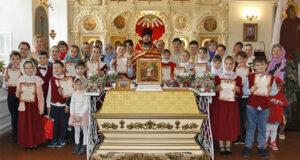 Окончание учебного года в воскресных школах Чаплыгинского благочиния