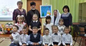 В детских садах г.Чаплыгина прошли праздники Светлого Христова Воскресения