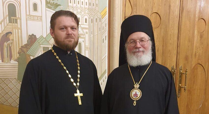 Представители комиссии по канонизации святых Липецкой митрополии участвовали в работе Международных Рождественских образовательных чтений