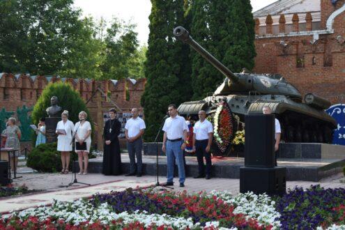 Школьный выпускной в п. Лев Толстой