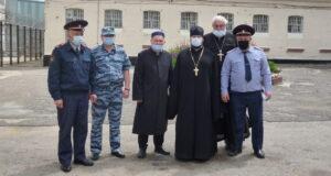 Заседание межрелигиозной рабочей группы по взаимодействию УФСИН России по Липецкой области с религиозными организациями