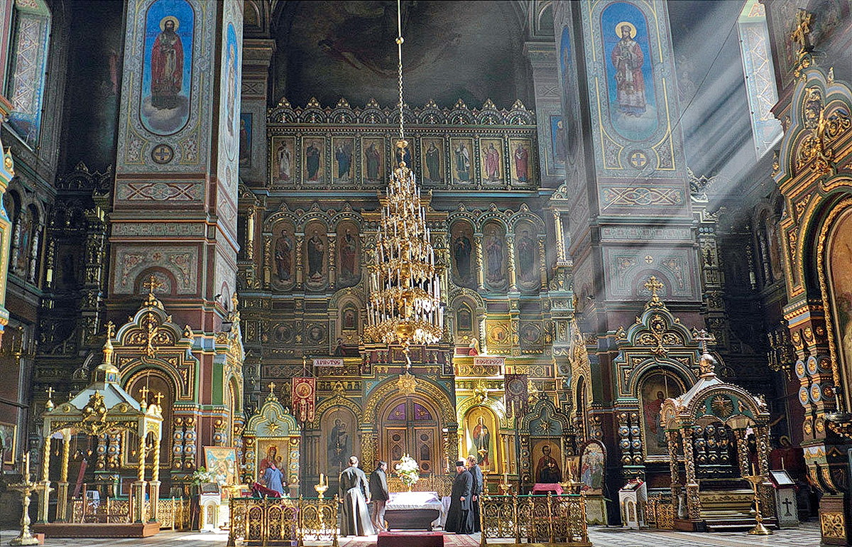 Елецкий Вознесенский кафедральный собор
