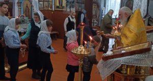 В воскресных школах Долгоруковского благочиния начался учебный год