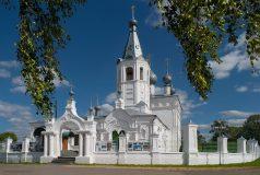 Храм свт. Иоанна Златоуста с. Годеново