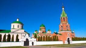 Свято-Димитриевский Иларионовский Троекуровский женский монастырь